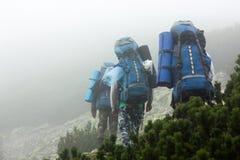 Backpacker Imagen de archivo