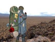 backpacker immagini stock libere da diritti