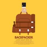 Backpacker Stock Photography