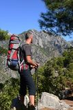 Backpackers Royalty Free Stock Image