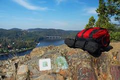 backpacks επιφυλακή Στοκ φωτογραφία με δικαίωμα ελεύθερης χρήσης
