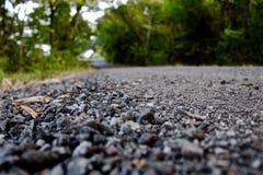 Backroad gravel royalty free stock photos