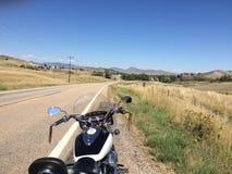 Backroads de Colorado Imagens de Stock Royalty Free