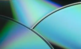 Backround компакт-диска стоковые фотографии rf