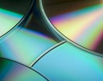 Backround компакт-диска стоковая фотография