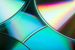 Backround компакт-диска стоковое фото rf