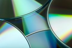 Backround компакт-диска стоковое изображение rf
