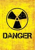 опасность backround Стоковая Фотография RF