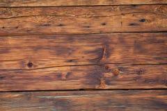 Деревянное backround Стоковая Фотография RF