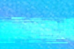 Backround abstrait avec des éléments de rectangle Photo stock