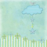 Backround d'enfants illustration stock