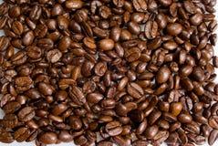 Backround de granos de café Fotografía de archivo libre de regalías