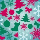 Backround de la Navidad Imagen de archivo