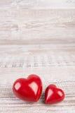 Backround de Valentine, l'espace des textes Images libres de droits