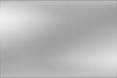 Backround pointillé d'abrégé sur en métal Image stock