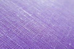 Backround rosado púrpura - lona de lino - foto común Fotos de archivo