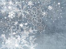 Backrounds Winter Lizenzfreies Stockfoto