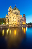 Backside of the Dom in Berlin Royalty Free Stock Photos