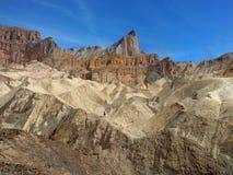 The Backside of Zabriski Point, Death Valley Stock Photos