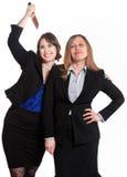 Backstabbing Employee Stock Photography
