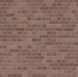 Backsteinmauer 1 Lizenzfreie Stockfotografie
