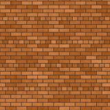 Backsteinmauer Stock Abbildung
