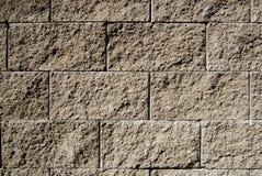 Backsteinmauer. Stockbild