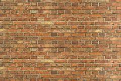 Backsteinmauer Lizenzfreie Stockfotografie