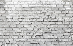 Backsteinmauer - Architekturhintergrund Stockfotografie