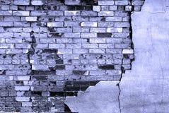 Backsteinmauer-Beschaffenheit Lizenzfreie Stockbilder