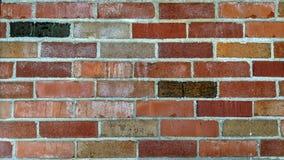 Backsteinmauer einiger Farben Lizenzfreie Stockfotografie