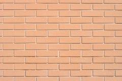 Backsteinmauer für Beschaffenheit Lizenzfreie Stockbilder