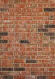 Backsteinmauer-Hintergrund Stockbilder