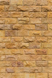Backsteinmauer-Hintergrund Lizenzfreies Stockfoto
