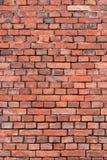 Backsteinmauer - Hintergrund Lizenzfreie Stockbilder