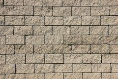 Backsteinmauer, Hintergrund Stockbild