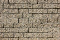 Backsteinmauer, Hintergrund Stockfotografie