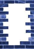 Backsteinmauer-Hintergrund-Beschaffenheit stockbilder