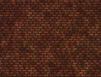 Backsteinmauer-Illustration Lizenzfreies Stockbild