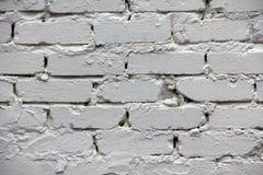 Backsteinmauer schmutzig Lizenzfreie Stockfotos