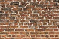 Backsteinmauer von einer Tudor Villa lizenzfreies stockfoto