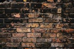Backsteinmauerbeschaffenheit Lizenzfreie Stockfotos