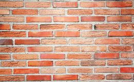 Backsteinmauerbeschaffenheit Lizenzfreies Stockbild