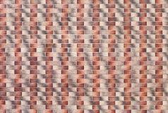 Backsteinmauerbeschaffenheit Stockbild