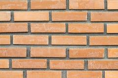 Backsteinmauerbeschaffenheit auf rustikalem Hintergrund lizenzfreie stockbilder