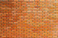 Backsteinmauerbeschaffenheit auf rustikalem Hintergrund lizenzfreies stockbild
