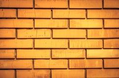 Backsteinmauerbeschaffenheit des roten Steins blockiert Nahaufnahme Lizenzfreies Stockbild