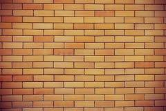 Backsteinmauerbeschaffenheit für Hintergrund Stockbild