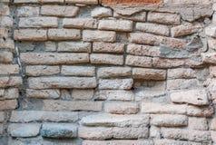 Backsteinmauerbeschaffenheit für Hintergrund Lizenzfreies Stockbild