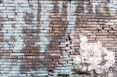 Backsteinmauerbeschaffenheit für Hintergrund Lizenzfreies Stockfoto